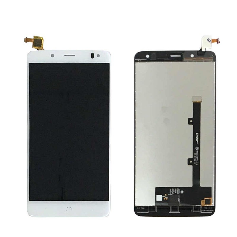 Bq Aquaris U2 / U2 Lite / V / VS LCD + touch branco