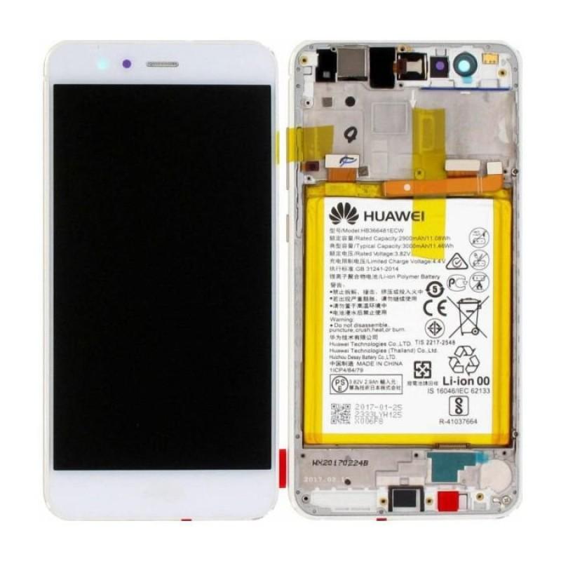Huawei P10 Lite LCD Branco Original