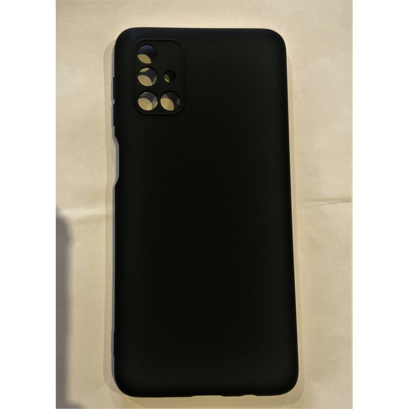Samsung M31S Capa de Proteção Preto
