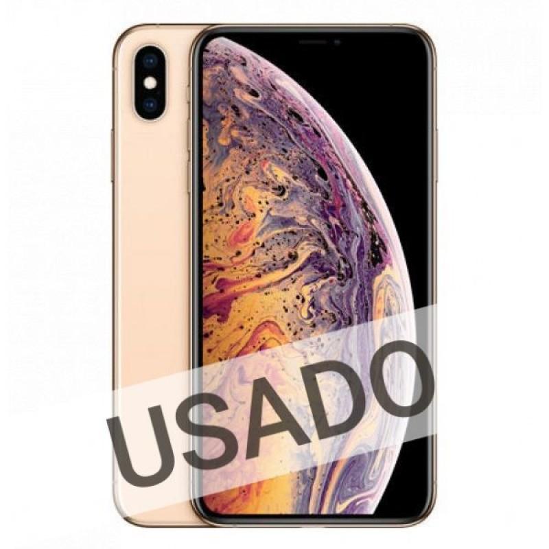 Iphone XS 256GB Gold Seminovo