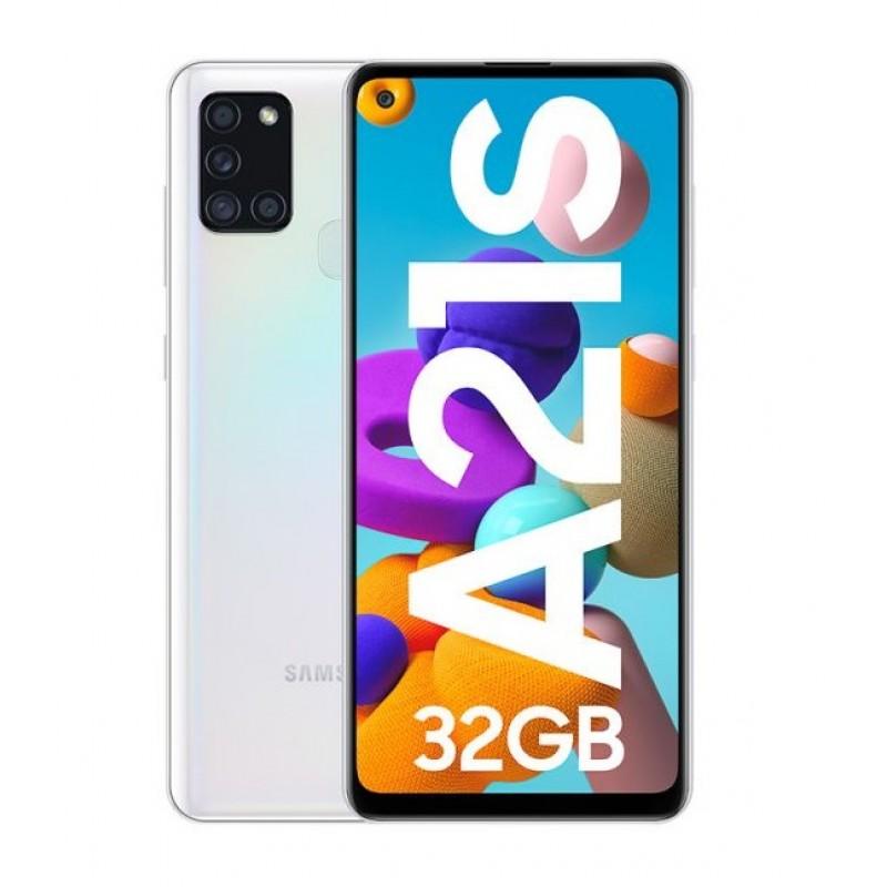 Telemóvel Samsung A21s 32GB Branco Novo Livre