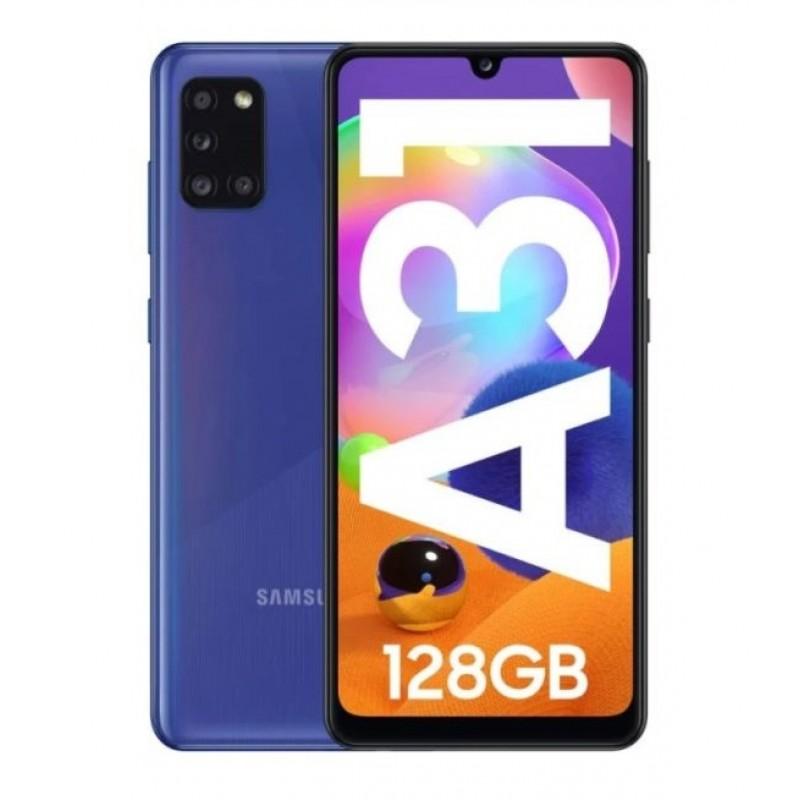 Telemóvel Samsung A31 128GB Azul Novo Livre