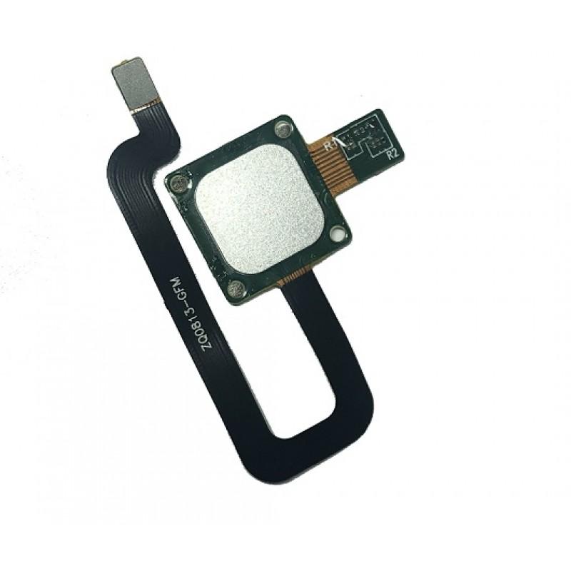 Asus Zenfone 3 Max 5.2 ZC520TL Flex Botão Touch ID Cinza
