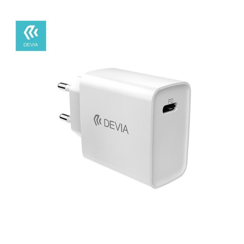 Adaptador de Carga Devia Smart series PD Quick Charger 20 Watt