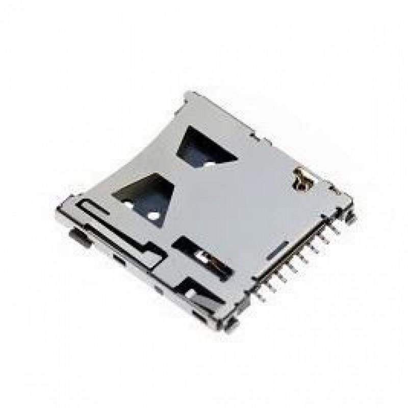 Blackberry 9500 Leitor Cartão SIM