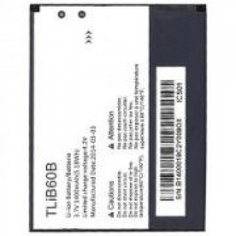 Alcatel One Touch Ot-990 Bateria Original
