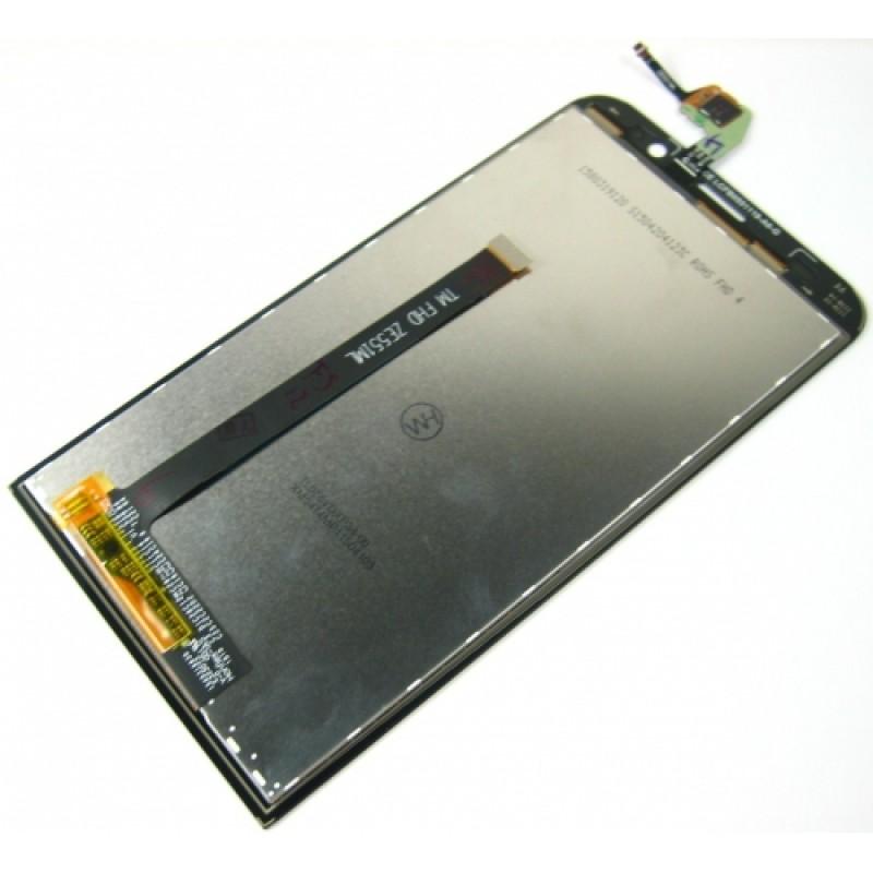 Asus ZenFone 2, ZE551ML, Z00AD LCD + Touch Preto