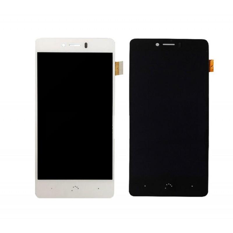 BQ U Plus LCD + Touch Branco