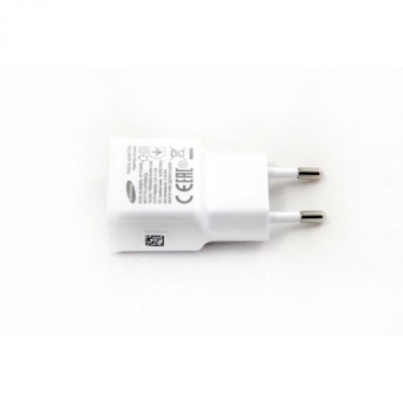 Adaptador de Energia Samsung  USB 2A Branco Original