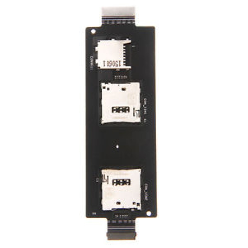 Asus Zenfone 2  ZE551ML Flex Cartões