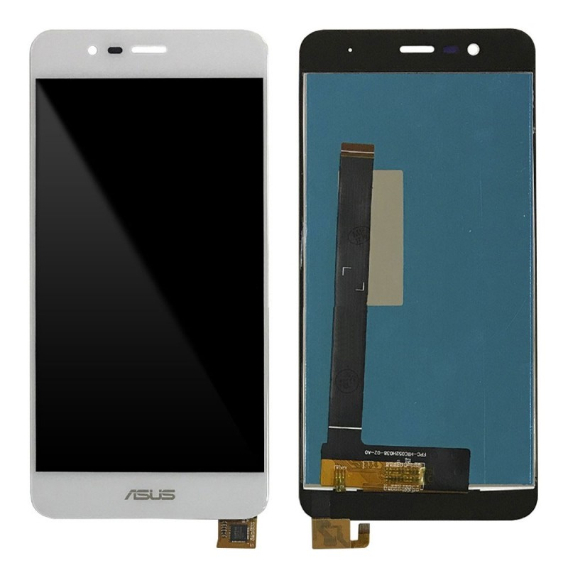 Asus Zenfone 3 Max ZC520TL LCD + Touch Branco