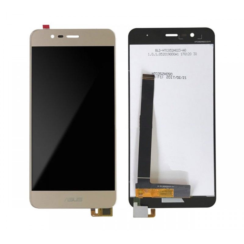 Asus Zenfone 3 Max ZC520TL LCD + Touch Dourado