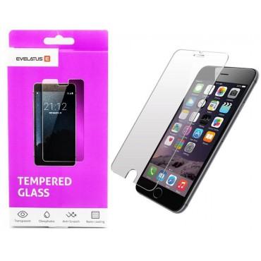 iPhone 6 Película 5D Evelatus de Vidro Temperado Branco