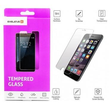 iPhone  X / XS Película 5D Evelatus de Vidro Temperado Branco