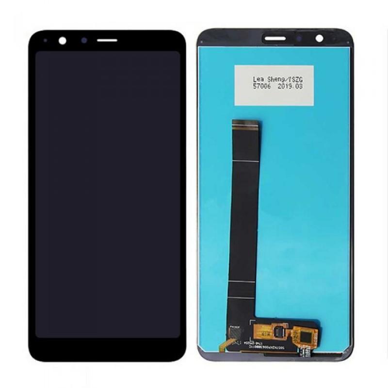 Asus Zenfone Max Plus (M1) ZB570TL Lcd + Touch Preto