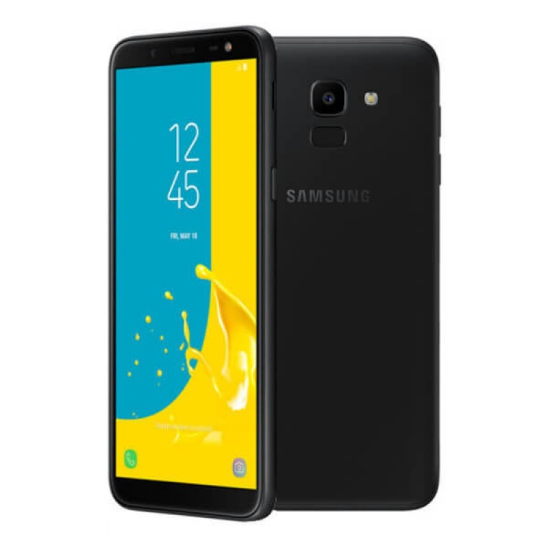 Telemóvel Samsung J6 2018 32GB Black - Livre