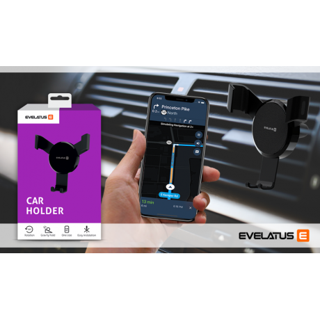 Suporte de Carro Evelatus ECH03
