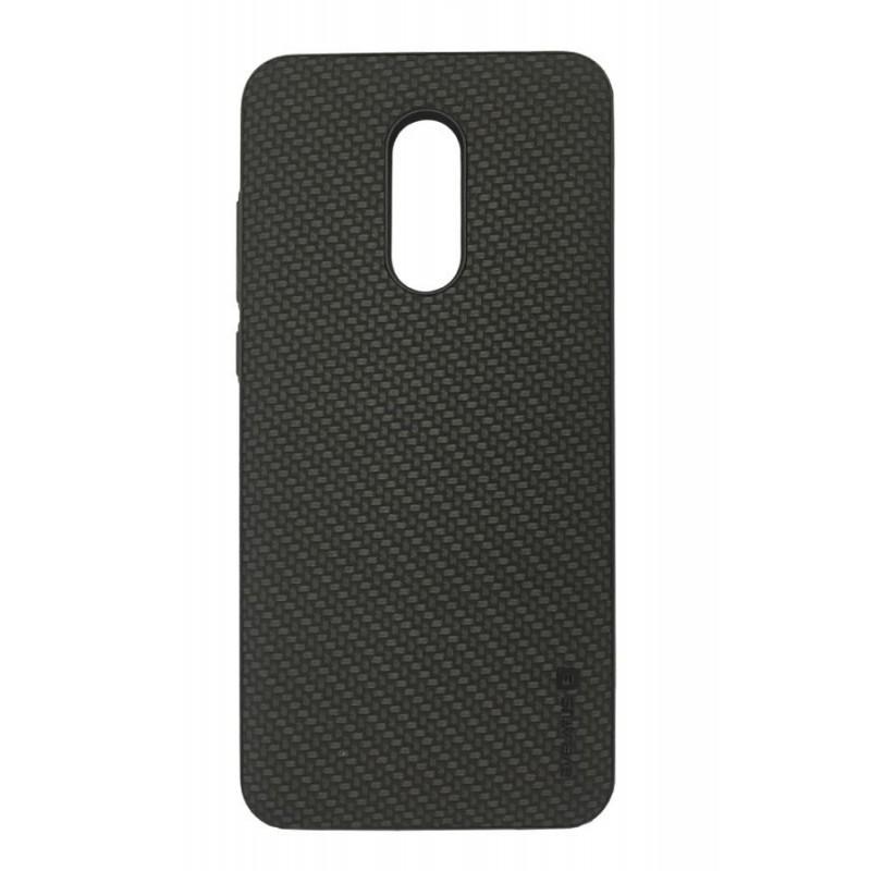 iPhone 6/6S Capa de Proteção Traseira Evelatus Case With Metal Plate Black