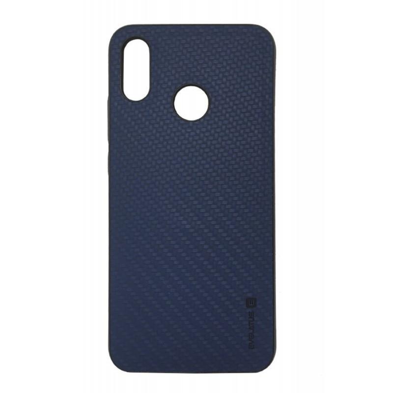 iPhone 6/6S Capa de Proteção Traseira Evelatus Case With Metal Plate Blue