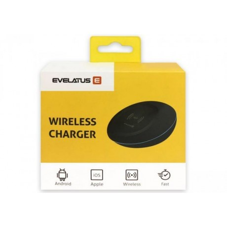 Carregador Wireless Evelatus EWC01 Branco