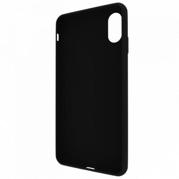 iPhone 5/5s/SE Capa de Proteção Evelatus Silicone Case Black