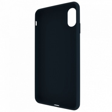 iPhone 5/5s/SE Capa de Proteção Evelatus Silicone Case Midnight Blue