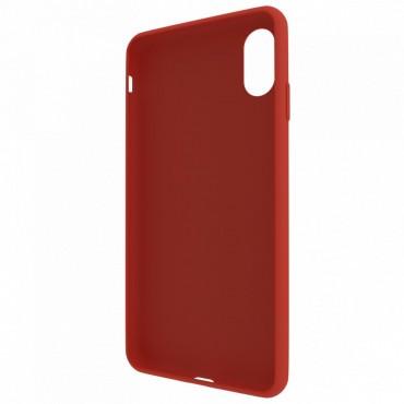 iPhone 5/5s/SE Capa de Proteção Evelatus Silicone Case Red
