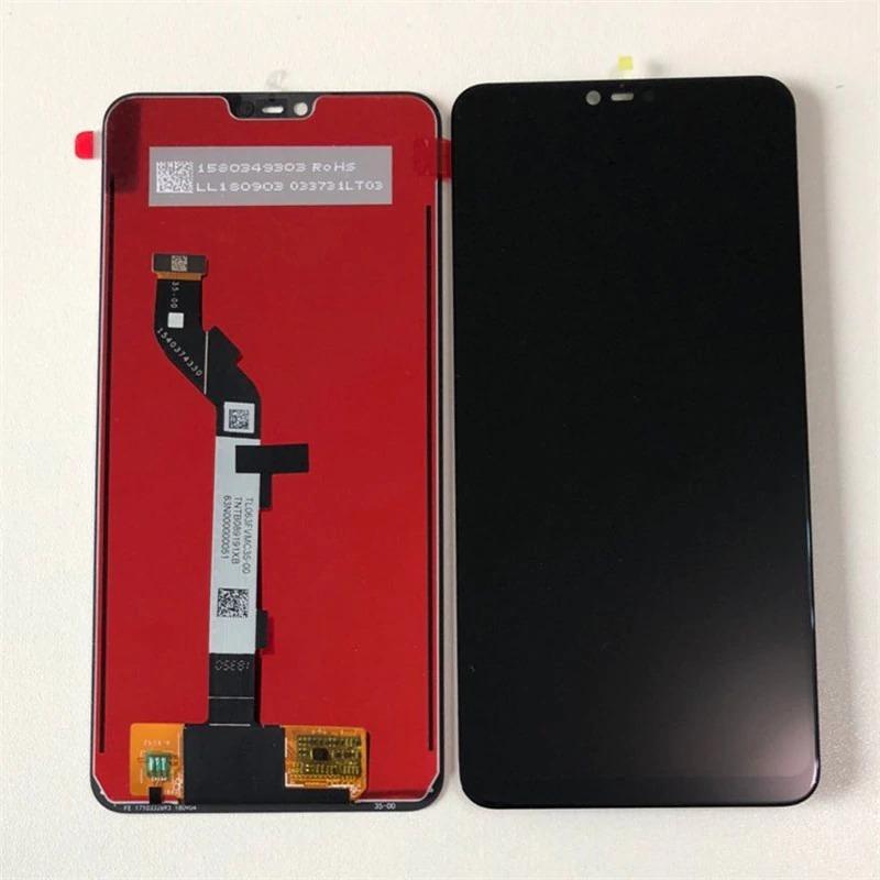 Xiaomi Mi 8 Lite LCD + Touch Preto