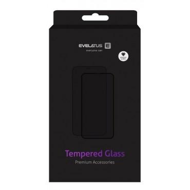 Samsung A20e Pelicula Evelatus de Vidro Temperado 2.5D Preta (Full Glue)