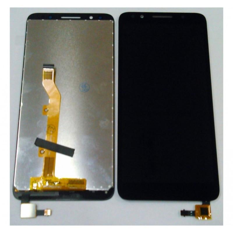 Alcatel 1X 5059 Lcd + Touch Preto