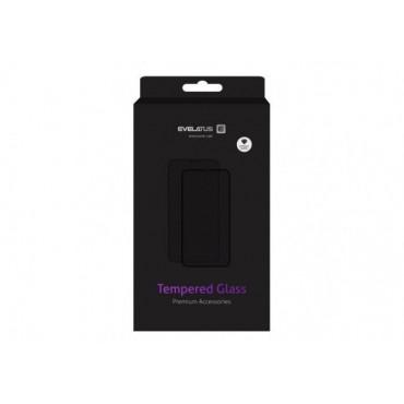 Samsung A41 Pelicula de Vidro Temperado Evelatus 2.5D Black (Full Glue)