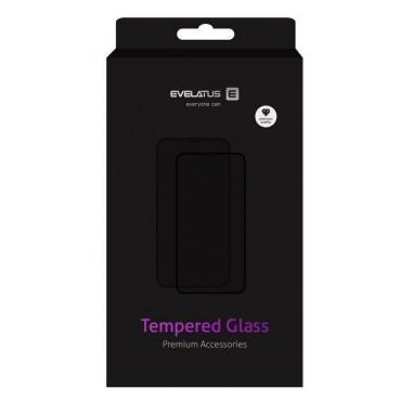 iPhone 12 Pro Max 6.7 Pelicula de Vidro Temperado Evelatus 2.5D Anti-Blue Full Glue