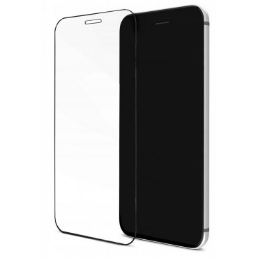 iPhone 12/12 PRO 6.1 Pelicula de Vidro Temperado Evelatus 2.5D Preta (Full Glue)