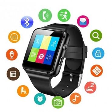 Smartwatch X6 Rosa