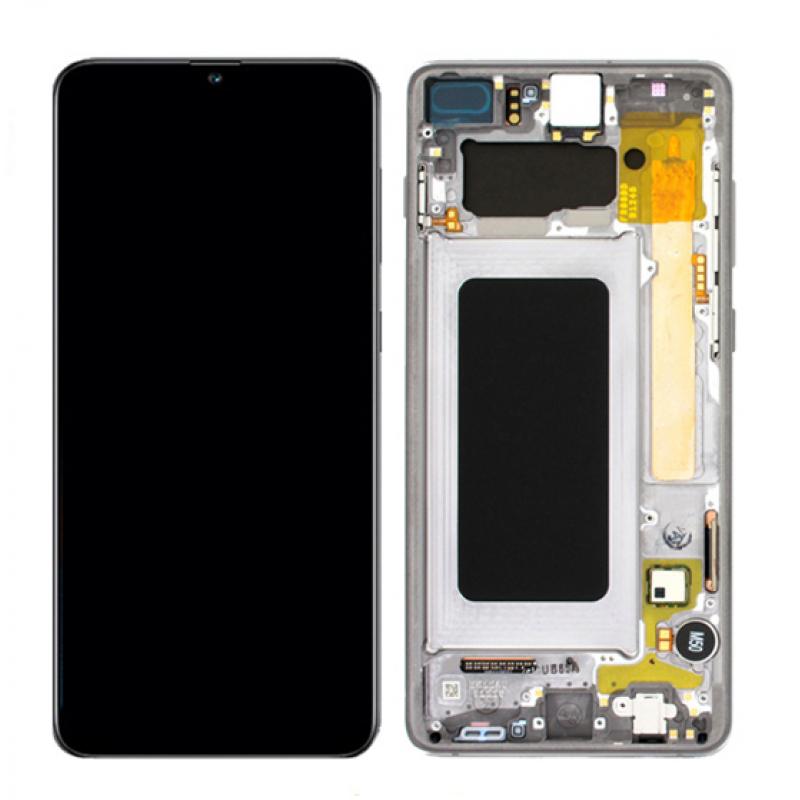 Samsung Galaxy M31s M317F Lcd + Touch Preto