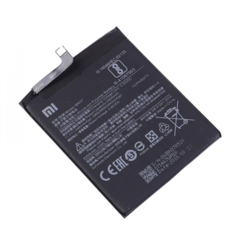 Xiaomi Redmi 6 / Redmi 6A Bateria BN37