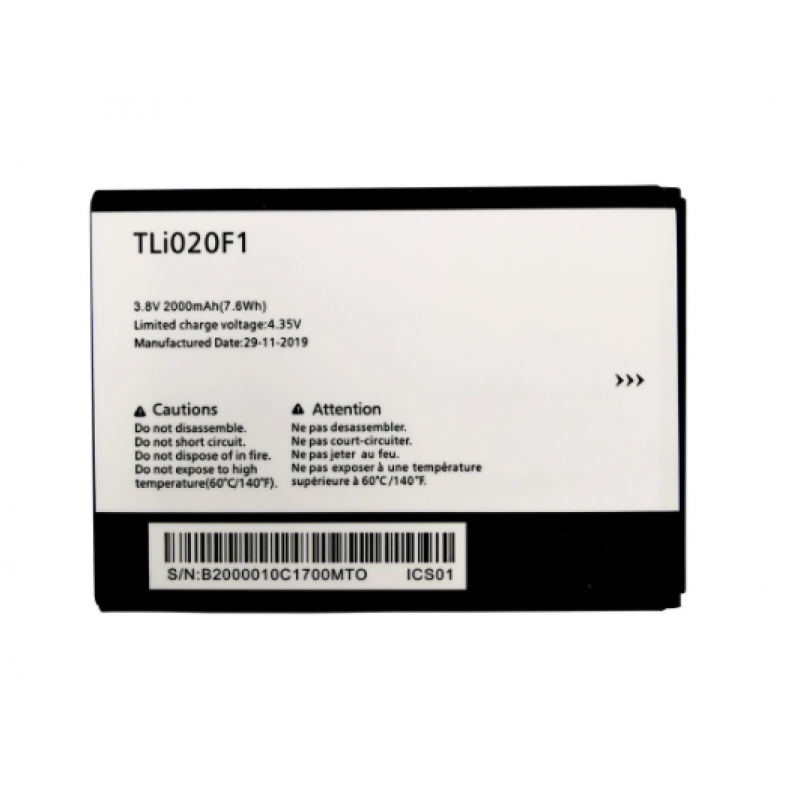 Alcatel U5 4047D Bateria
