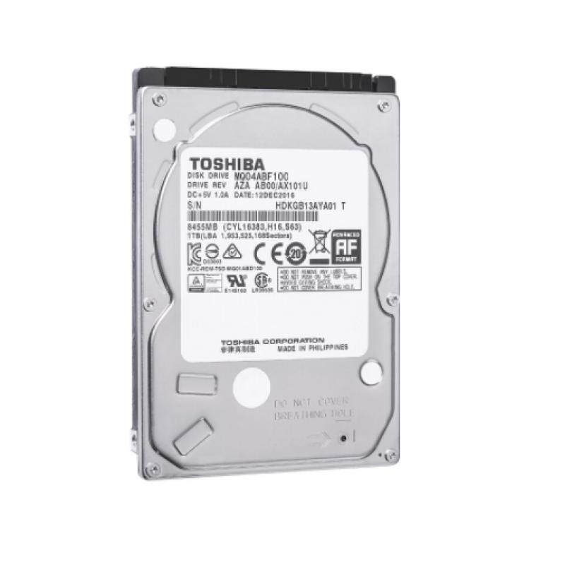 Disco Duro Toshiba 2.5 7mm 500GB
