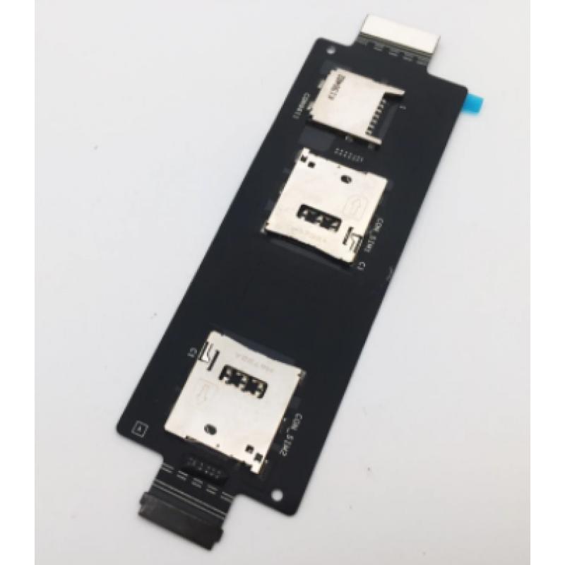 Asus Zenfone 2 ZE550ML Flex Cartões SIM
