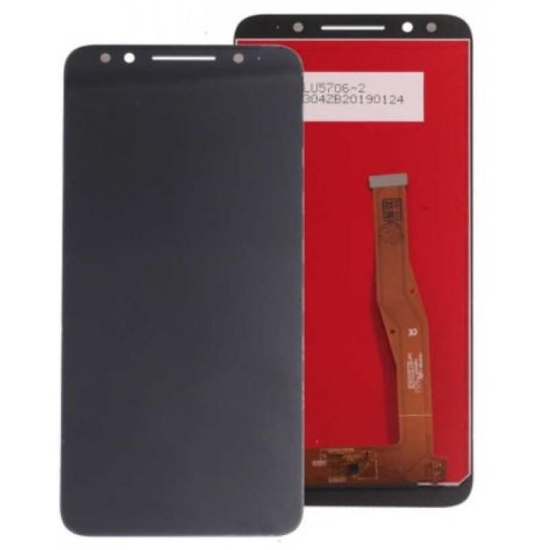 Alcatel 3X 2018 5058 Lcd + Touch Preto