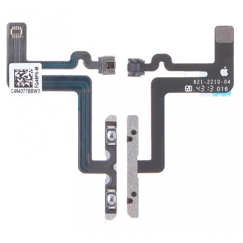 Iphone 6 Plus Flex Botões Volume